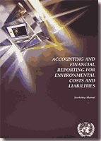ACCOUNTING AND FINANCIAL REPORTING FOR ENVIRONMENTAL COSTS AND LIABILITIES