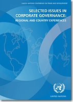 SELECTED ISSUES IN CORPORATE GOVERNANCE