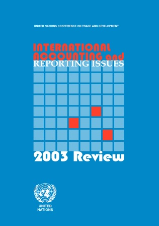 ISAR Review 2003