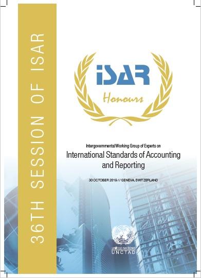 ISAR Honours