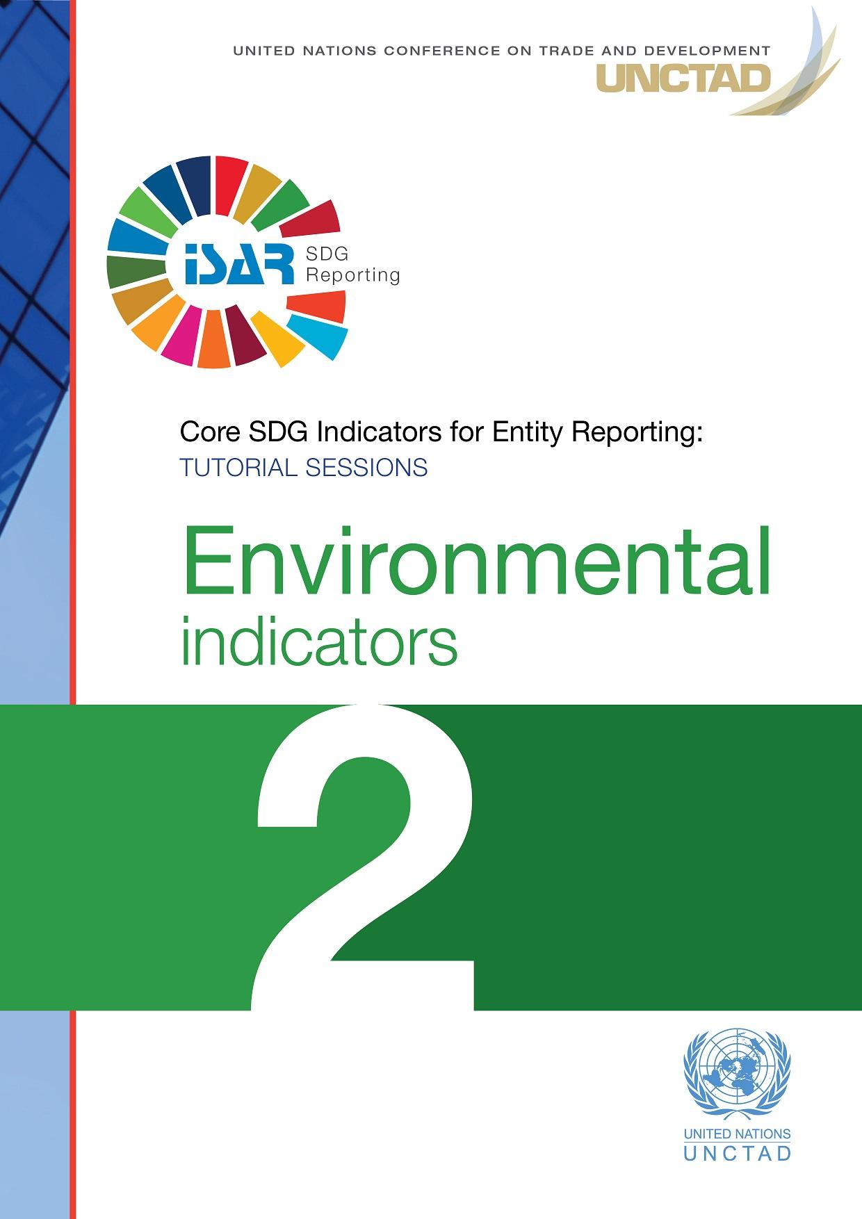 GCI training manual tutorial Environmental
