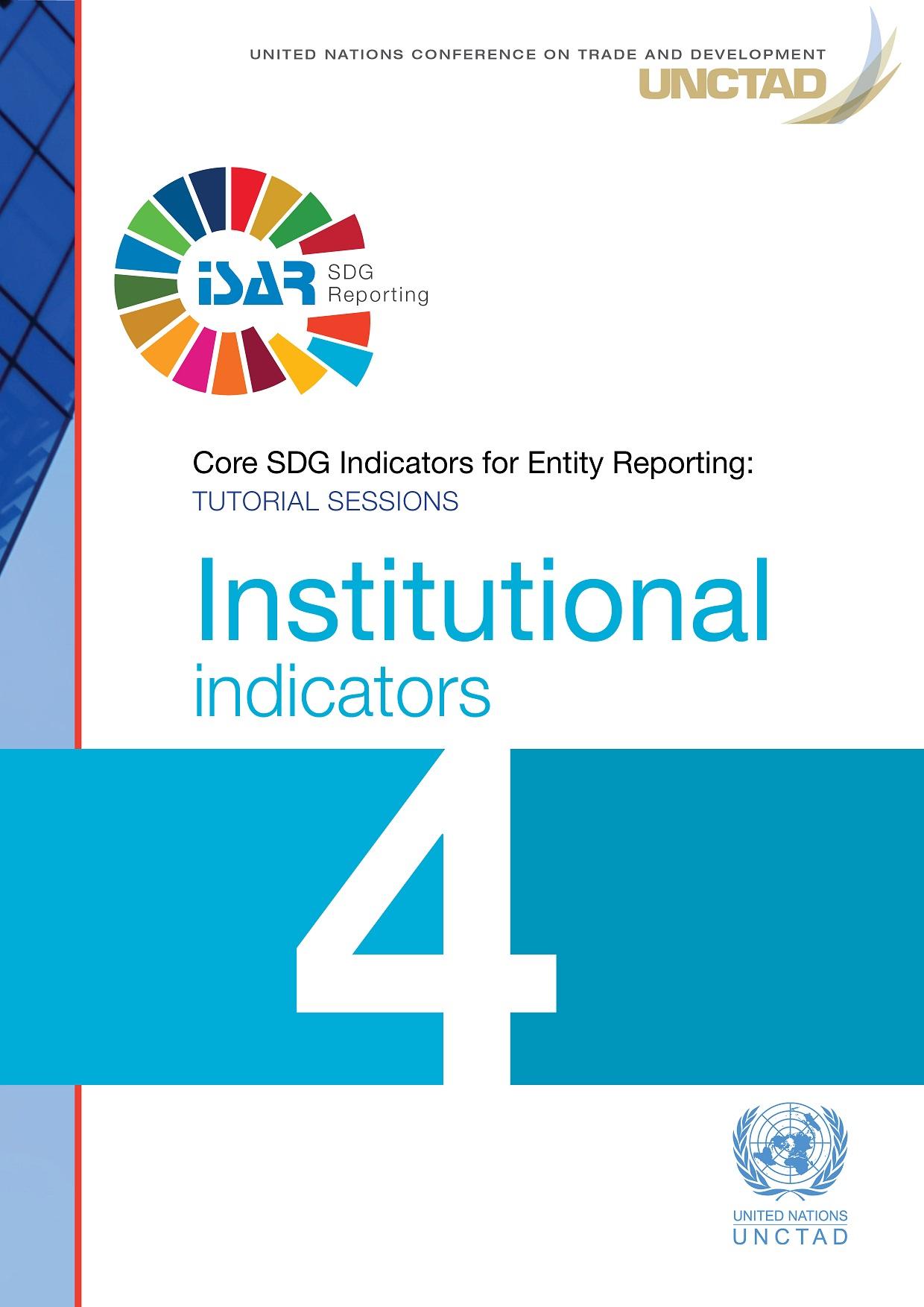 GCI training manual tutorial Institutional