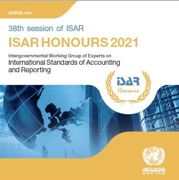 ISAR Honours 2021